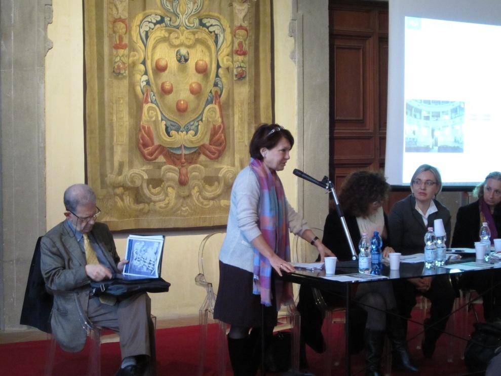 Caterina del Vivo, ANAI-Toscana